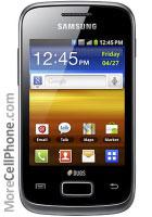 Samsung Galaxy Y Duos GT-S6102B