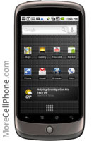 HTC Google Nexus One (CDMA)