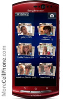 Sony Ericsson Xperia Neo V MT11