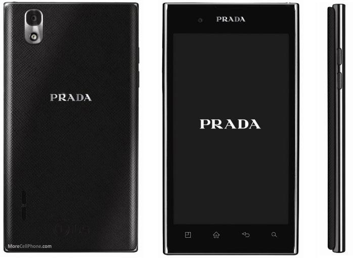 LG Prada 3.0 P940 - Fotos