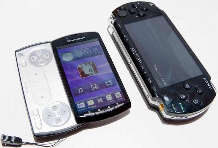 Sony Ericsson Xperia Play R800 - Photos