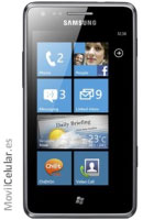 Samsung Omnia M (GT-S7530 8GB)