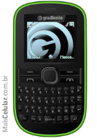 Gradiente Handy QWERTY (GC200Q)