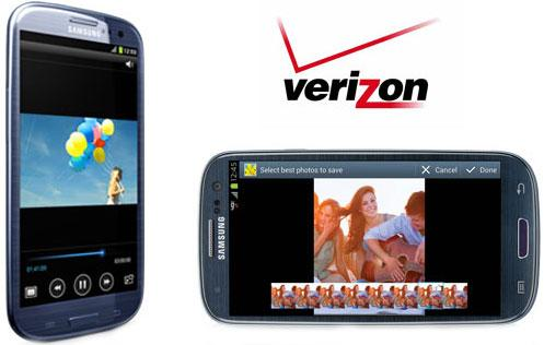 verizon galaxy s3
