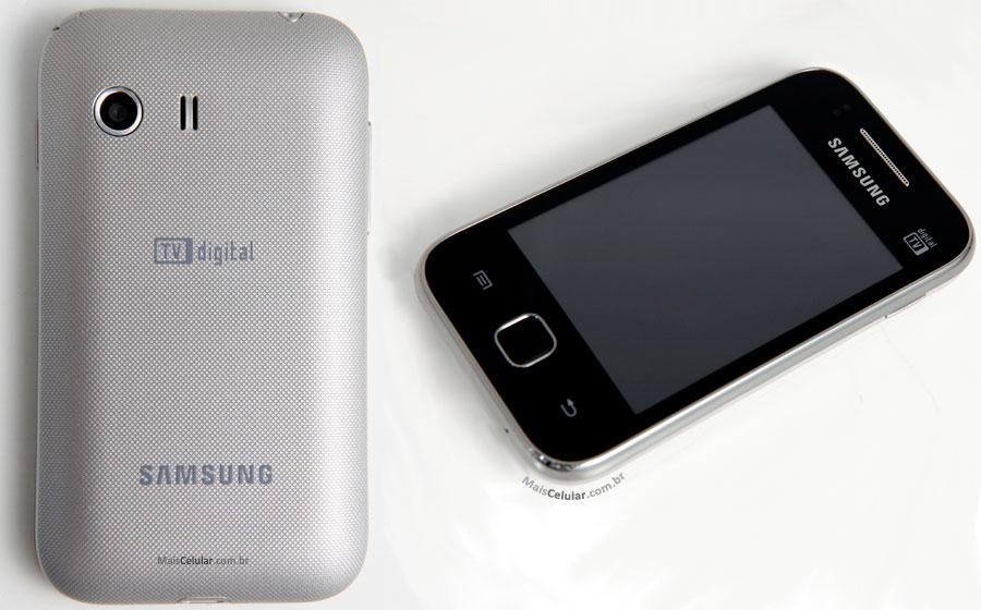 427c90f28ee Samsung Galaxy Y TV - Pictures - PhoneMore
