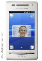 Sony Ericsson Xperia X8 E15