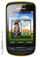 Samsung Corby II GT-S3850