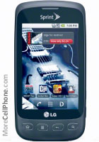 LG Optimus S LS670