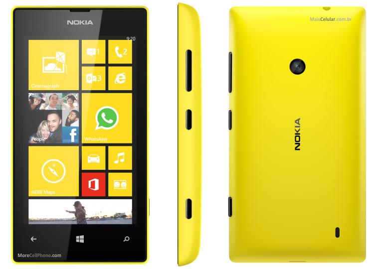 Nokia Lumia 520 Fotos