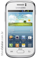 Galaxy Young Duos GT-S6312