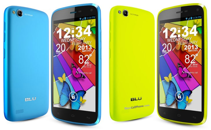 Blu Life Play L100i Fotos - Móvil Celular