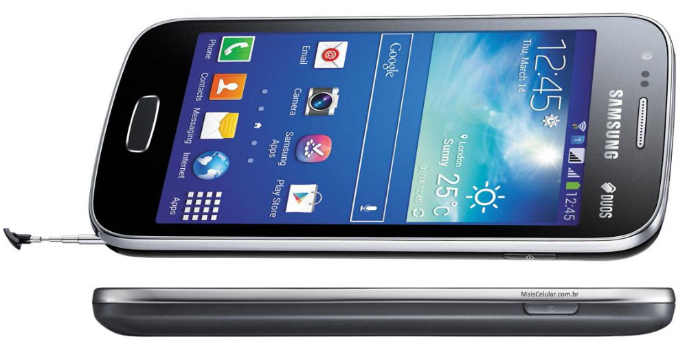 Samsung Galaxy S2 Duos TV - Pictures - PhoneMore