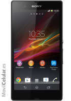 Sony Xperia Z 3G