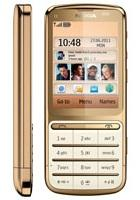 Nokia C3-01 (Gold Edition)