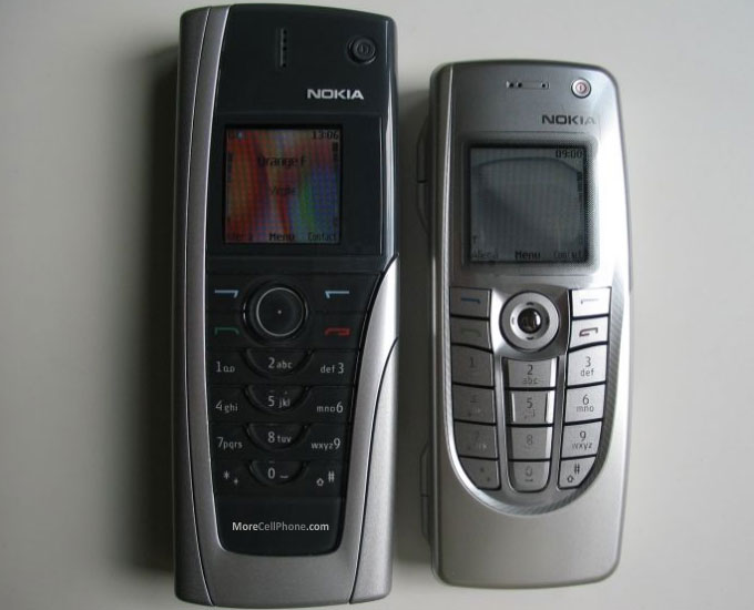 Nokia 9300 Communicator - Photos - Phone More