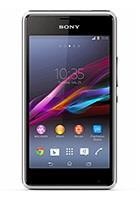 Sony Xperia E1 TV