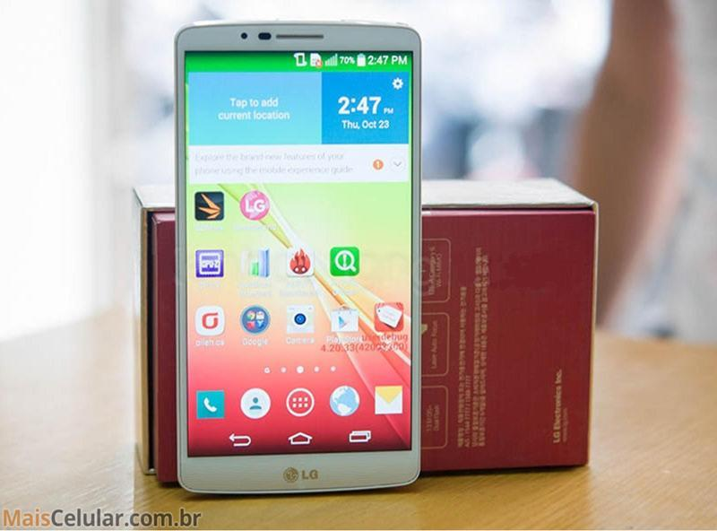LG G3 Screen parece ser el nuevo miembro de la familia LG con pantalla más grande y procesador Odin