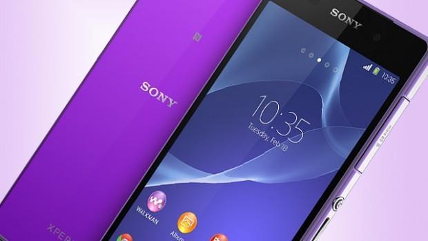 Sony Xperia Z3 Roxo Pode Ter O Lançamento No Dia Dos
