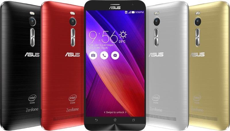 Asus ZenFone 2 com 2 GB de RAM e tela de 5 polegadas já está disponível na Amazon