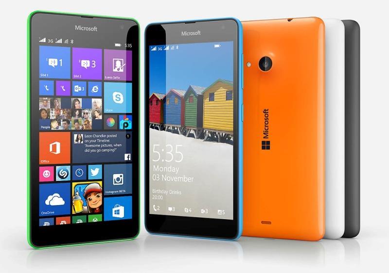 Microsoft prepara su próximo el Lumia 640 Dual SIM