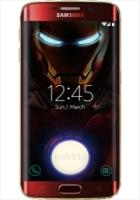 Samsung Galaxy S6 Edge Iron Man SM-G925S 64GB