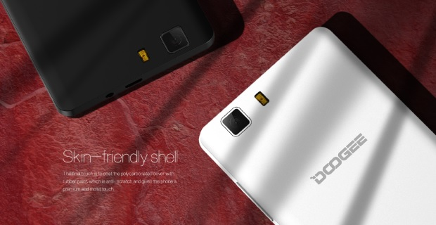 Doogee X5 with Android Lollipop and quad-core is sold at a reduced price