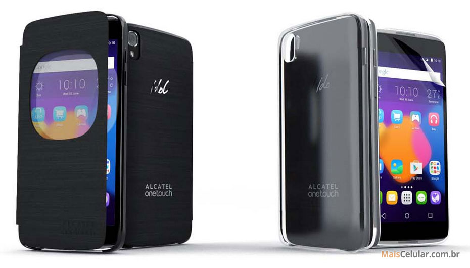 Alcatel Idol 3 4 7 - Pictures - PhoneMore