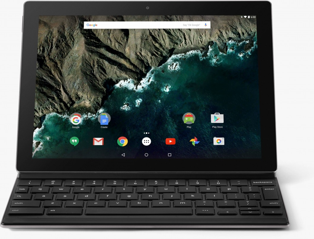Pixel C: Google anuncia su primer Tablet