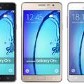 Couleurs du Samsung Galaxy On7