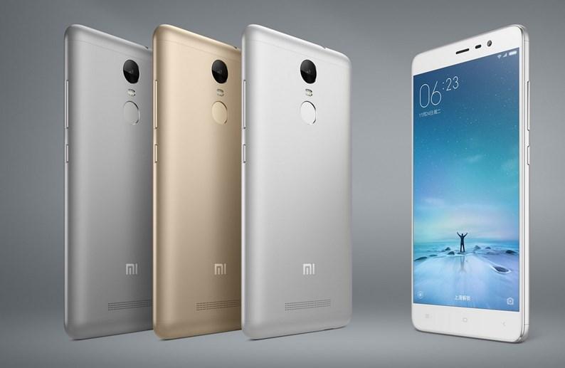 Xiaomi anuncia Redmi Note 3 com tela de 5.5 polegadas