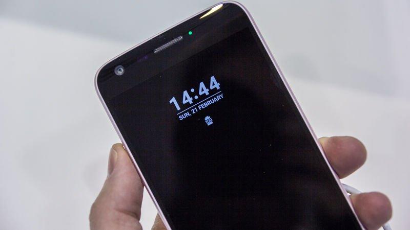 LG G5 chegará na América Latina com hardware diferente do ...