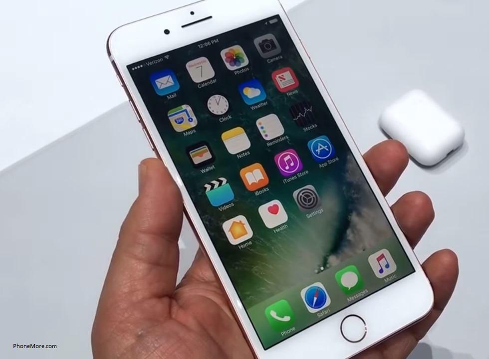9f78cd883d7 Apple iPhone 7 Plus - Fotos - MóvilCelular