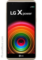 LG X Power Dual K220DS