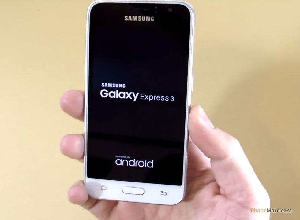 Samsung Galaxy Express 3 SM J120A