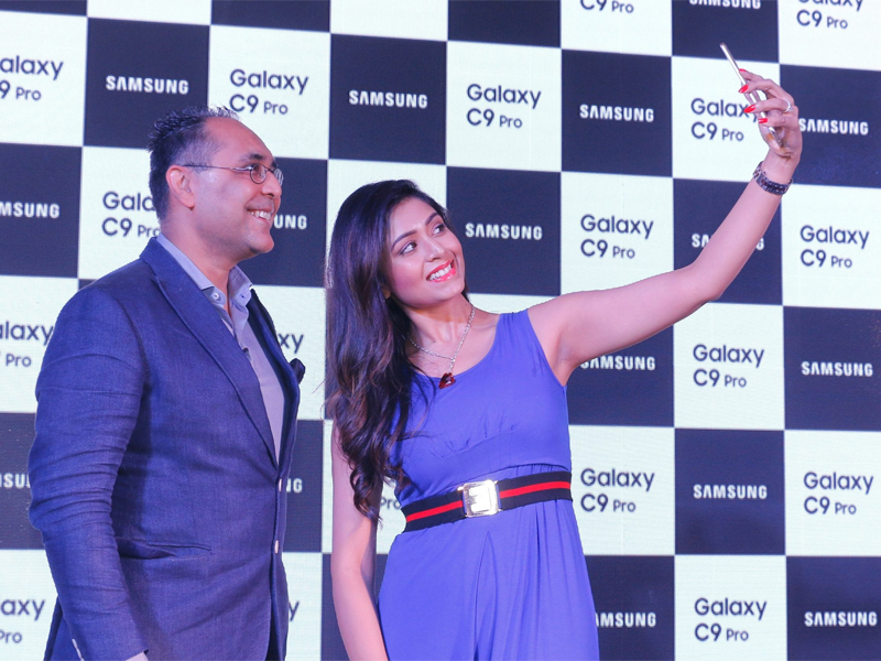 Samsung anuncia lanzamiento del Galaxy C9 Pro en India
