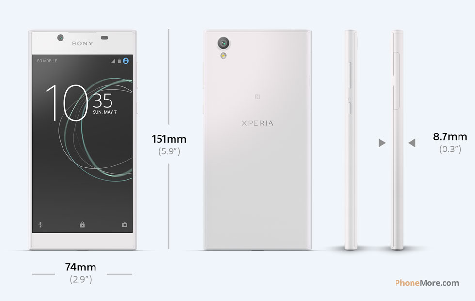Sony Xperia L1 G3311 - Photos - Phone More