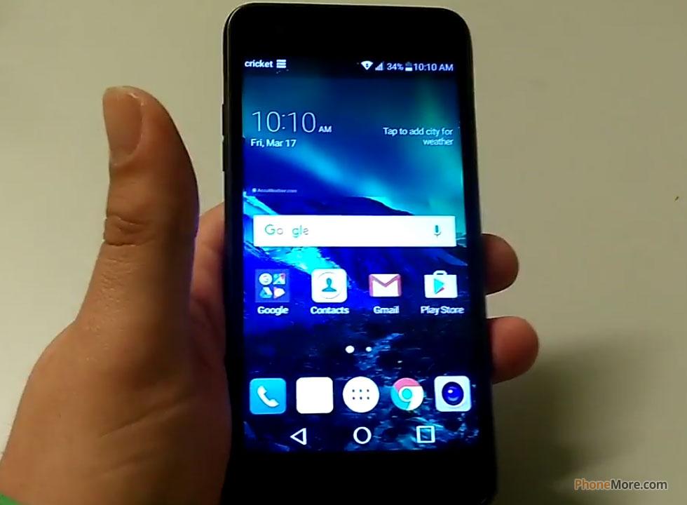 LG Phoenix 3 - Pictures - PhoneMore