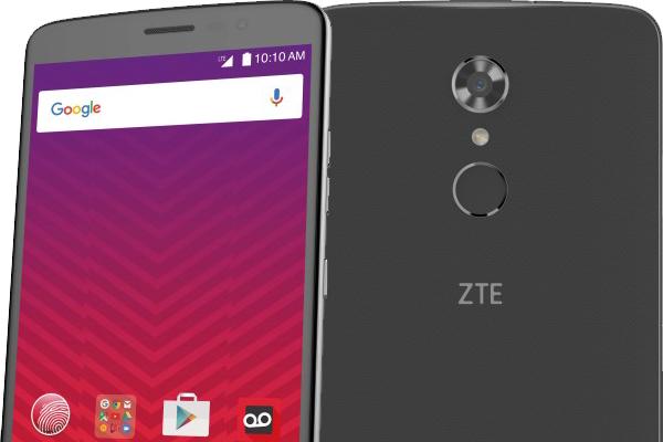 """ZTE Max XL é anunciado com tela de 6"""", Snapdragon 435 e 2 GB de RAM"""