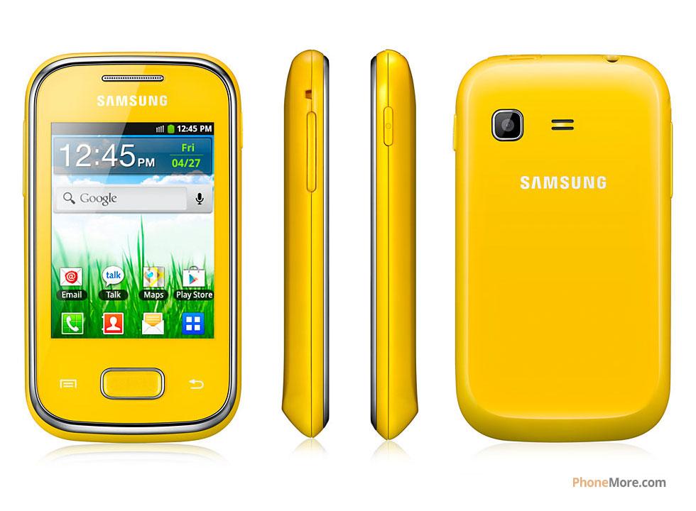 Samsung Galaxy Pocket GT-S5301 - Photos - Phone More