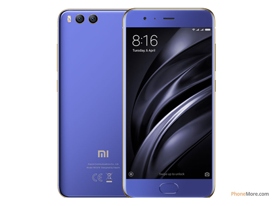 4944b8ebd2b Xiaomi Mi 6 64GB - Fotos - Móvil Celular
