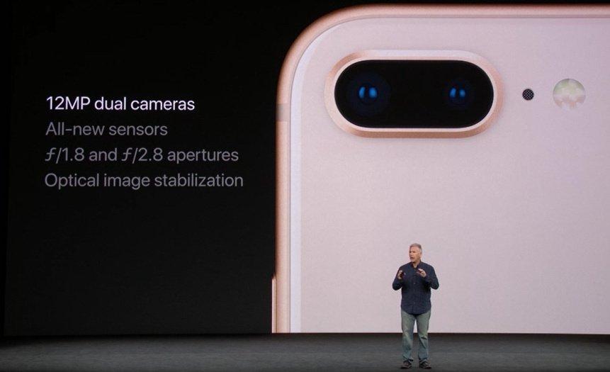 Smartphone Apple iPhone 8 Plus