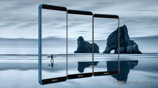 Smartphone Huawei Honor 7X
