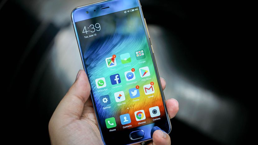 Xiaomi mi 6 ganha verso com 4gb de ram mais celular smartphone xiaomi mi 6 stopboris Image collections
