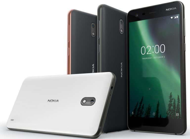 Motorola Nokia 2