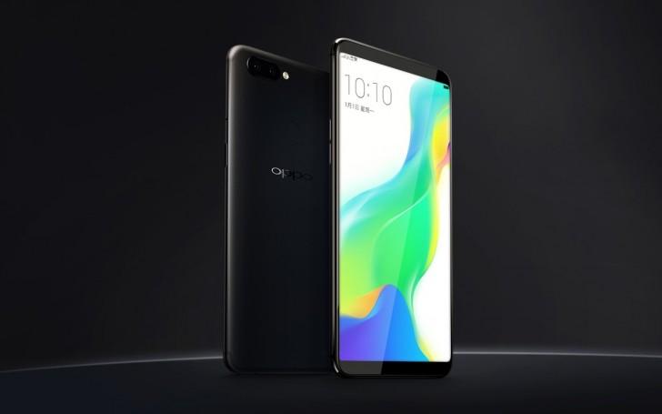Smartphone Oppo R11s Plus