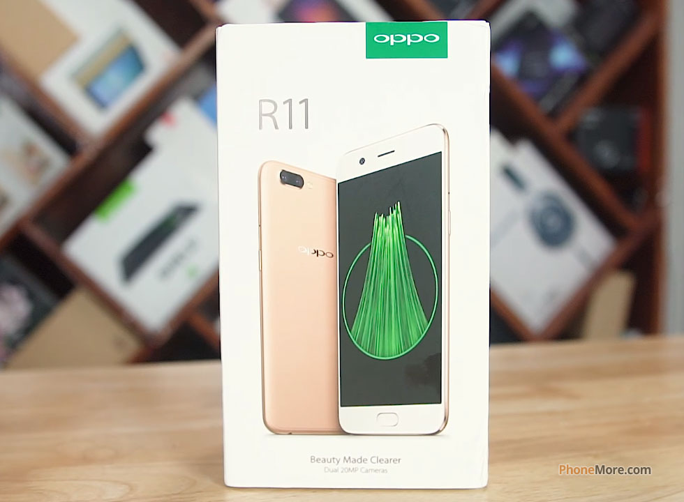 Oppo R11 - Pictures - PhoneMore