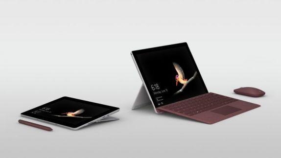 Microsoft lança tablet Surface Go