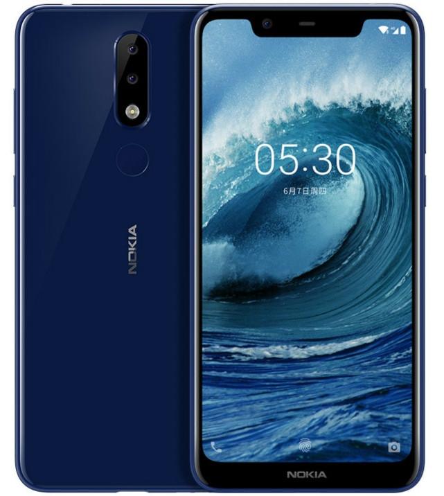 Nokia X5 é anunciado com câmera traseira dupla