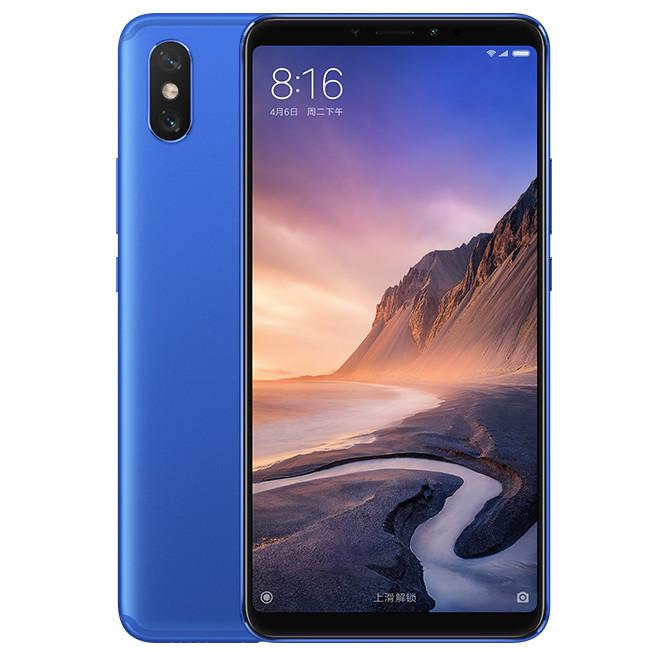 Xiaomi revela Mi Max 3 com tela de 6,9 polegadas