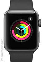 Apple Watch 3 Aluminum 38mm 4G